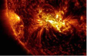 mancha solares